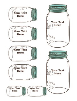 Completely Customizable Editable Labels