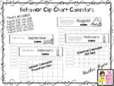 Completely Editable Behavior Calendars