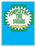 Completing the Square Puzzle