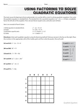 Completing the Square to Solve Quadratic Equations (CCSS HSA-REI.B.4)
