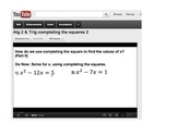 Completing the squares part 2 (intro to quadratic formula)