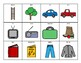 Completion Prompts Adapted Velcro BOOK- SPEECH THERAPY, Language, Autism