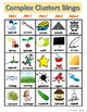 Complex Clusters Bingo
