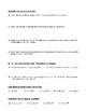 Complex Conversions, Density & Scientific Notation Problems