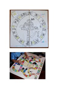 Complex Instruction Game Board