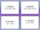 Complex Number Operations Task Cards