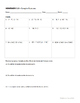 Complex Numbers Lesson