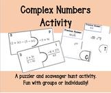 Complex Numbers Activity