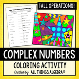 Complex Numbers Coloring Activity