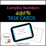 Complex Numbers Digital Task Cards