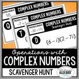 Complex Numbers Scavenger Hunt
