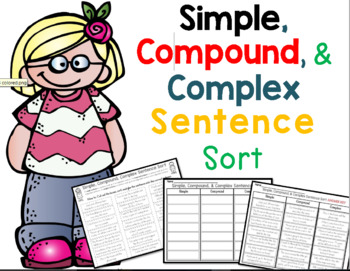 Complex Sentence Bundle