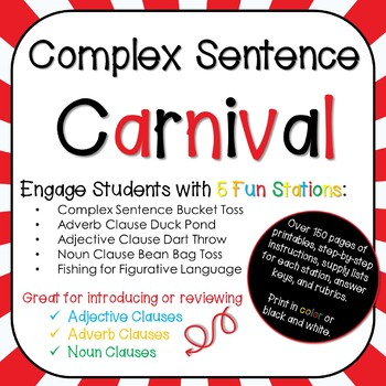 Complex Sentence Carnival