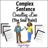Complex Sentence Consulting Line