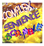 Complex Sentence Scramble Activity