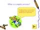 Complex Sentences ( A Family Affair)