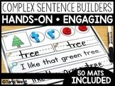 Complex Sentences Builders