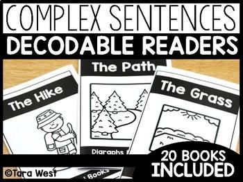 Complex Sentences Decodable Readers