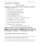 Complex Sentences- while, since, if