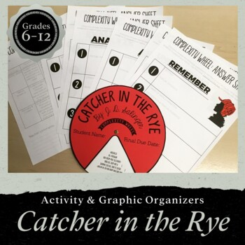 Complexity Wheel: Catcher in the Rye