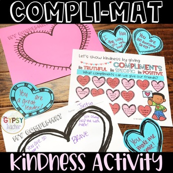 Compli-Mat ~ A Meaningful Way to Give a Compliment (FREE)