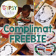 Compli-Mat Kindness Activity and Lesson ~ Free!