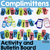 Giving Compliments Activity and Bulletin Board for Social