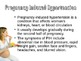 Complications During Pregnancy Powerpoint for FCS Child Development