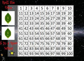 Compliment Bingo for ActivInspire to Reward Good Behavior