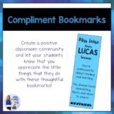Editable Compliment Bookmarks