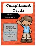 Compliment Card Freebie
