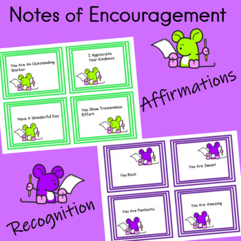 Growth Mindset Recognition Cards  (32)
