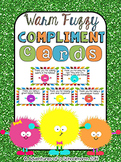 Compliment Cards | Warm Fuzzies | Positive Behavior Rewards