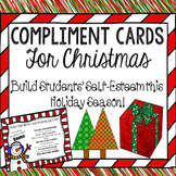 Compliment Cards for Christmas FREE