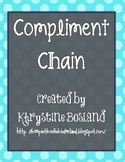 Compliment Chain with Poem