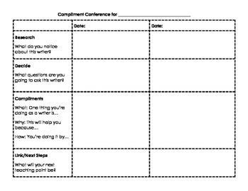 Compliment Conferences