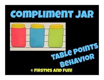 Compliment Jar