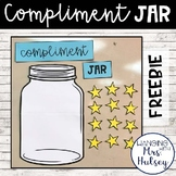 Compliment Jar Freebie