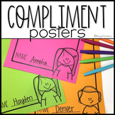 Compliment Posters: Classroom Community Building Activity