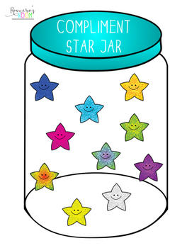 Compliment Star Jar