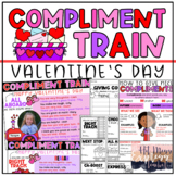 Compliment Train: Digital Valentine's Day Activity