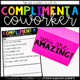 Compliment a Coworker