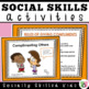 FRIENDSHIP BEHAVIORS  Pack 1  {Differentiated Stories and Activities For K-5th}
