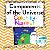 Components of the Universe Color-by-Number (TEKS 8.8A)