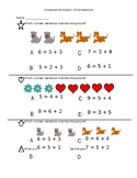 Compose and Decompose 1-10 post assessment