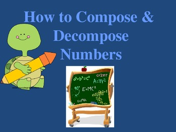Compose and Decompose a Number