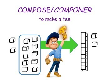 Compose/Decompose Posters Spanish and English Wreck-it-Ralph