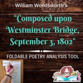 Composed Upon Westminster Bridge September 3 1802