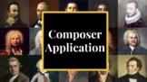 Composer Application