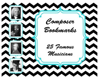 Composer Bookmarks
